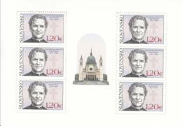 2015 Slovakia Don Bosco  Miniature Sheet   MNH  @ BELOW FACE VALUE - Blocks & Kleinbögen