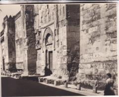 CORDOUE CORDOBA  ESPAGNE 1963 La Mosquée Photo Amateur Format Environ 7,5 Cm X 5,5 Cm - Lugares