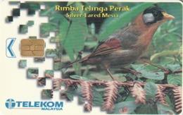 MALASIA. AVES - BIRDS. Rimba Telinge Perak. 20RM. MLS-RTP-2. (041) - Pájaros