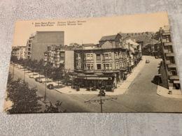 Carte Postale Jette St Pierre Avenue Charles Woeste - Jette