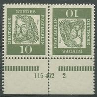 Berlin Zusammendrucke 1962 Dürer K3 Mit HAN 115 462.2 Postfrisch - [5] Berlin