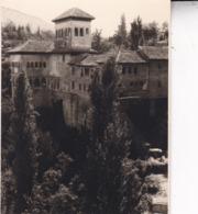 GRENADE GRANADA 1953  Tour Des Dames  Photo Amateur Format Environ 6,5 Cm X 5,5 Cm ESPAGNE - Lugares