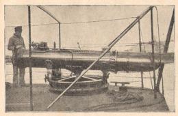 Torpille Bliss Leavitt Dans Son Tube 1906 - Barcos