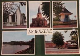 Carte Postale MOERZEKE - Hamme