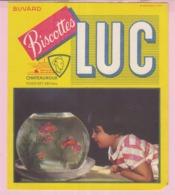 Buvard Biscottes LUC AQUARIUM  19 - Biscottes