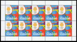 2016Georgia680KL2016 Olympic Games In Rio De Janeiro - Sommer 2016: Rio De Janeiro