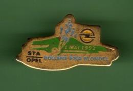 OPEL *** BOLLENE ESA BLONDEL ***  2006 (122) - Opel