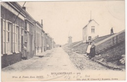 41885  Doel  Molenstraat   -  Molen - Beveren-Waas
