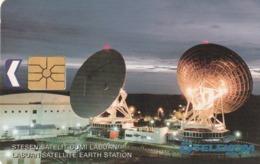 MALASIA. Labuan Satellite Earth Station. 5RM. MLS-C-G. (047) - Malasia