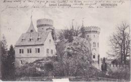 ALLEMAGNE - MEININGEN - SCHLOB LANDSBERG - Meiningen