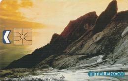 MALASIA. Gunung Kinabalu / Mount Kinabalu. 20RM. MLS-C-E. (043) - Malasia