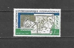 1967 - N. 731** - N. 732** - N. 733** - N. 734/35** (CATALOGO UNIFICATO) - Mónaco