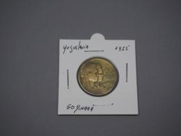 Coin, Yugoslavia, 50 Dinara, 1955, VF - Monedas