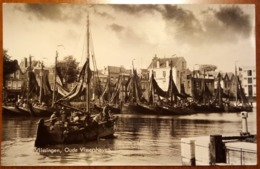 Nederland - Vlissingen, Oude Vissershaven - Nave, Ship, Boat, Harbour, Port, Porto - Vlissingen