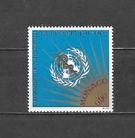 1968 - N. 769** - N. 770/71** (CATALOGO UNIFICATO) - Mónaco