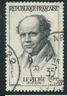 FRANCE: Obl., N° YT 1145, TB - Oblitérés