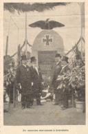 Un Nouveau Monument à Gravelotte   1906 - Documentos Antiguos