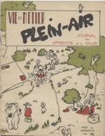 Billancourt, Journal Des Apprentis De La RNUR, Régie Usines Renault, Vie Et Métiers, Plein Air, 1951, Randonnées, Sport - Auto