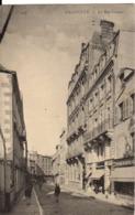 GRANVILLE - La Rue Couraye - Granville