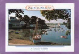 29 COMBRIT SAINTE MARINE  A L'estuaire De L'Odet - Combrit Ste-Marine