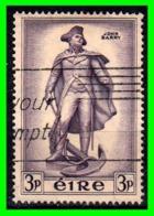 "IRLANDA - (IRELAND) – ( EIRE ) SELLO AÑO 1922-23 "" STATUE OF JOHN BARRY "" - 1922 Provisional Government"