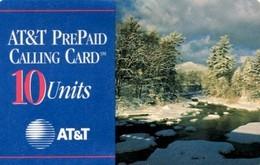 *U.S.A. - AT&T* -  Scheda Usata - Vereinigte Staaten