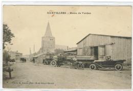 55-DAMVILLERS -Route De Verdun. - Damvillers