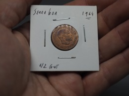 Coin, Sierra Leone, Cent, 1964, British Royal Mint VF - Sierra Leona