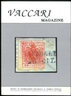 1994 VACCARI Magazine No 12 Italian Publication - Magazines