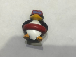 FIGURINE PINGU OU AUTRE PINGOUIN - Figurines