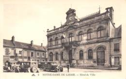 02 - NOTRE-DAME DE LIESSE - Hôtel De Ville - Frankreich