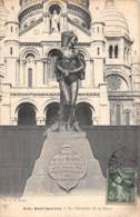 75 - PARIS - MONTMARTRE - Le Chevalier De La Barre - District 18