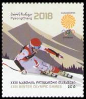 2018Georgia7082018 Olympic Games In Pyeongchang - Winter 2018: Pyeongchang