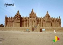 Mali Djenne Great Mosque UNESCO New Postcard - Mali