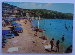 GAETA (LATINA) -  Spiaggia Di San Vito Con Gli Hotel Ninfeo E Summit - Animata - Vg  L2 - Latina