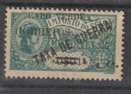 CABO VERDE CE AFINSA 168d - NOVO - Islas De Cabo Verde