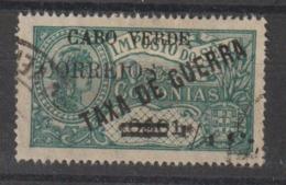 CABO VERDE CE AFINSA 168 - USADO - Islas De Cabo Verde