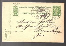 1907 USELDANGE!! (797) - Entiers Postaux
