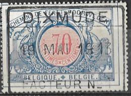 C0.381: DIXMUDE // FACTEUR N°1: TR38: Type C_F1 - 1895-1913