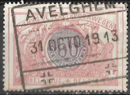 C0.389: AVELGHEM: TR35: Type C_k - 1895-1913