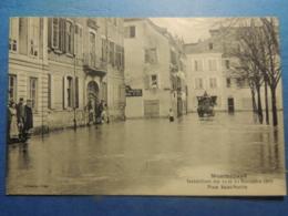 CPA  MONTBELIARD  INONDATIONS  DE 1913 - Montbéliard