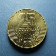 Costa Rica 25 Colones 1995 - Costa Rica