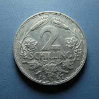 Austria 2 Schilling 1947 - Austria