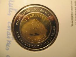 Suisse: 1 Farinet Monnaie Temporaire Valais Sion 2006 Avec Dépliant Explicatif - Monétaires / De Nécessité