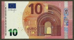 Malta - 10 Euro - F002 I6- FA2591457462 - Draghi - UNC - 10 Euro