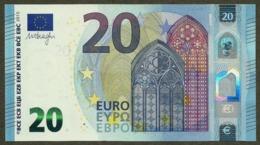 Spain - 20 Euro - V005 - VA2848509794 - Draghi - UNC - EURO
