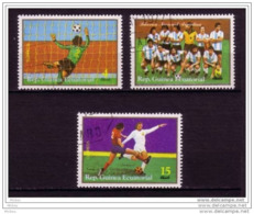 Guinée Équatoriale, Football, Foot, Soccer - Football