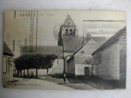 MEROBERT - L'église - France