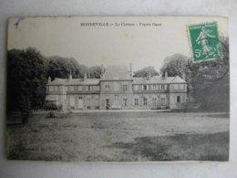 MONDEVILLE - Le Château - Façade Ouest - France
