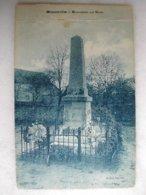 MONNERVILLE - Monument Aux Morts - Monuments Aux Morts